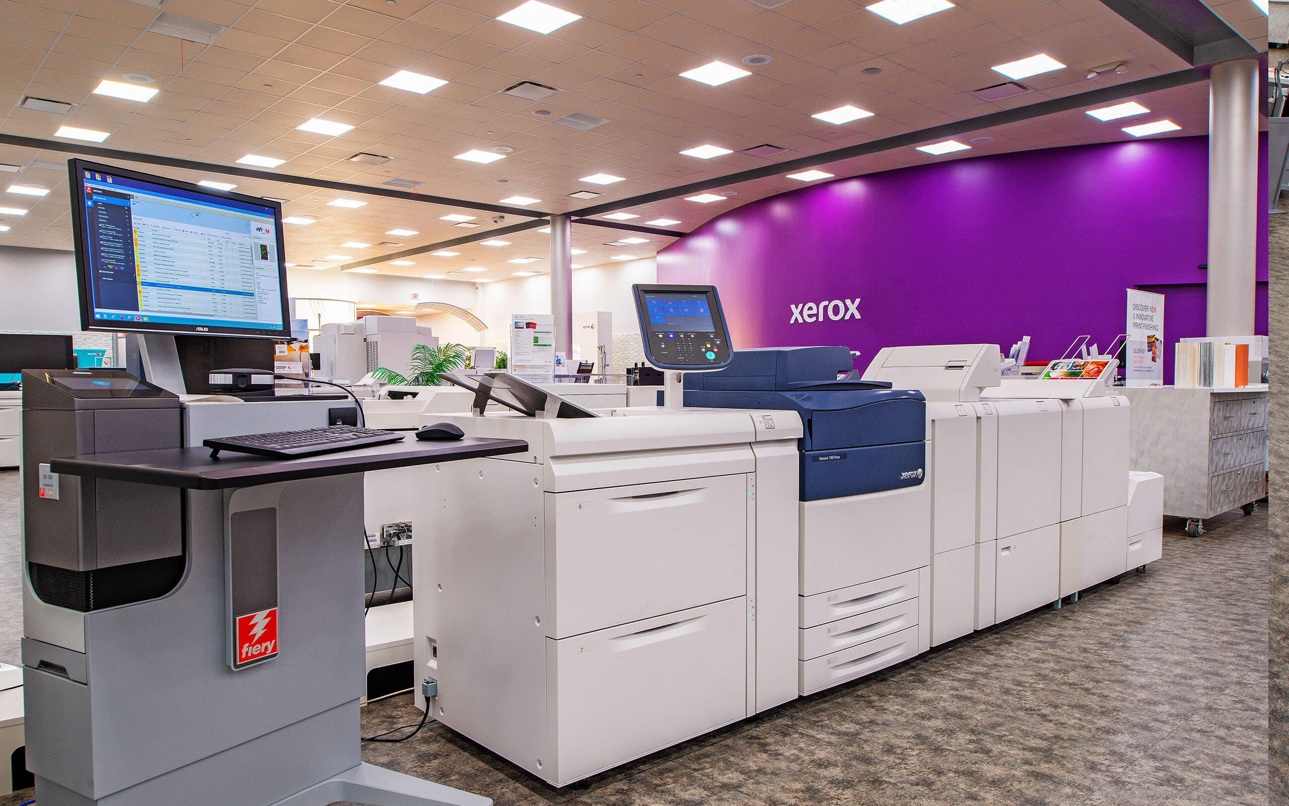 Shop all Xerox<sup>®</sup> Production Printing Devices from Sierra Office Solutions, A Xerox Business Solutions Company