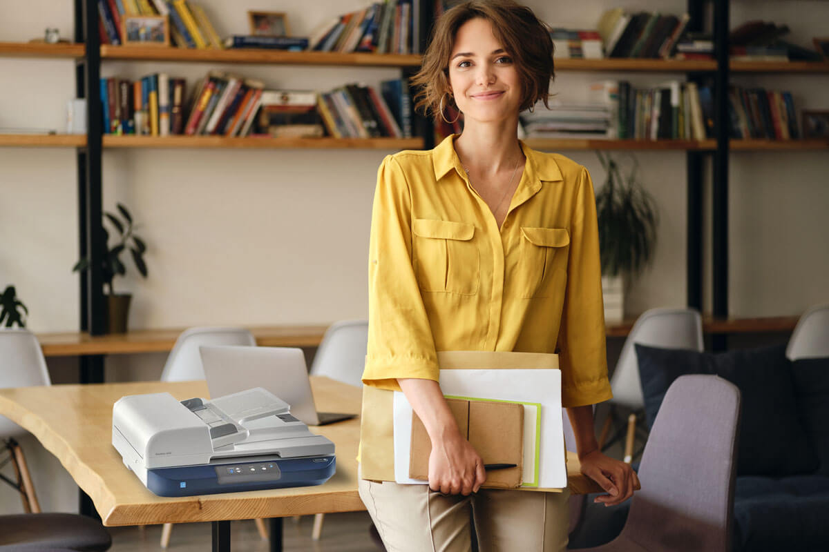 Shop Xerox® DocuMate scanners for checks, identification cards and passports from Sierra Office Solutions, A Xerox Business Solutions Company
